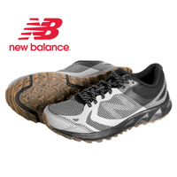 New Balance Men's Black & Grey MT590RT3 Running Shoes