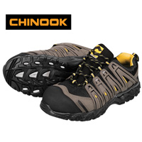 Chinook Men's Grey Hawk Safety Shoes
