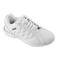Fila Women's White Sable Training Shoes