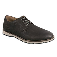 Hush Puppies Men's Grey Titan Oxfords