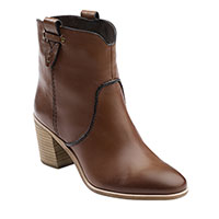G.H. Bass & Co Women's Whiskey Sophia Ankle Boots