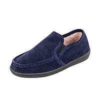 Staheekum Belltown Men's Blue Slippers