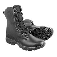 "Altai Men's 8"" Waterproof Black Tactical Boots"