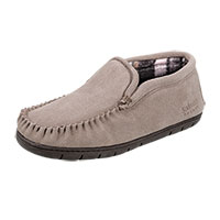 Staheekum Men's Grey Trapper Slippers