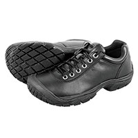 KEEN Men's Black Dress Oxford Shoes