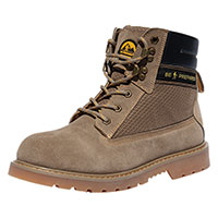 Boy Scouts of America Men's Tan Hiking Boots