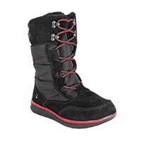 Bearpaw Women's Black Aretha Boots