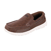 Island Surf Men's Brown York Slip-Ons