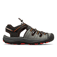 New Balance Men's Black Appalchian Sandals