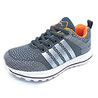 Men's M-Air Sprint Ultra Light Shoes - Grey/Orange