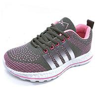 M-Air Women's Sprint Ultra Light Shoes - Grey/Pink