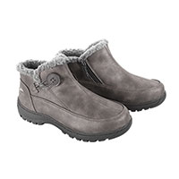 Totes Women's Andi Waterproof Ankle Boots - Grey