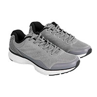 Fila Men's Grey & Black Memory Startup Run Shoes