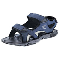 Island Surf Men's Navy Yarmouth Sandals
