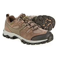 Chinook Oswego Men's Brown Waterproof Hikers