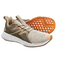 Reenok Men's Beige & Black Fusium Running Shoes