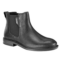 Dunham Graham Men's Black Slip On Shoes