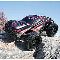 CIS 2.4 GHZ Monster Truck - Red