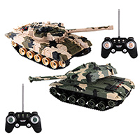 Rock N RC Battle Tanks