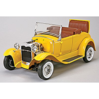 1931 Ford Model A Hot Rod Model Kit