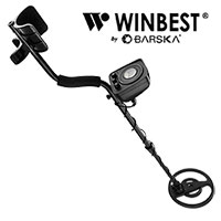 Barska BE12746 Pro Metal Detector Set