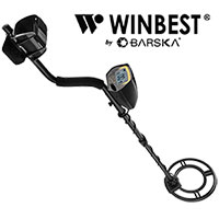 Barska BE12748 Pursuit Metal Detector Kit