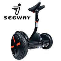 Black Segway MiniPro