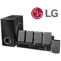 LG 500W Home Theater System