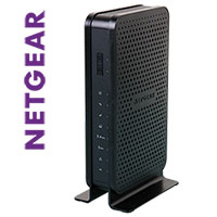 Netgear N600 Dual-Band Router with 3.0 Modem