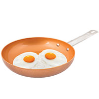 Copper-Core Non-Stick Frying Pan