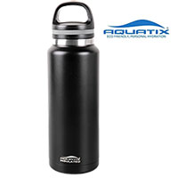 Aquatix Insulated 38 oz. Wide Mouth Bottle