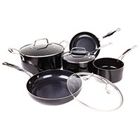 Diamond King 8 Piece Non-Stick Pan Set