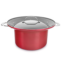 Fusionware 6 Quart Stock Pot with Diteklon