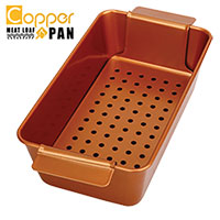 Copper Meatloaf Pan