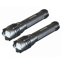Ultra Performance 2000 Lumen Flashlight - 2 Pack