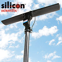 Silicon Scientific Outdoor HDTV Digital Antenna 120 Mile Range