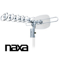 Naxa NAA-351 Outdoor Amplified Motorized Antenna