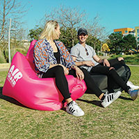 2-Pack Air Chair Inflatable Lounges