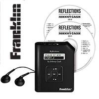 Franklin JCV-600 Johnny Cash Electric Bible