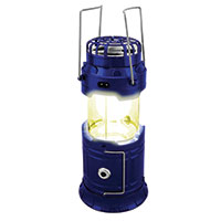 Technical Pro Rechargeable Solar Lantern Fan