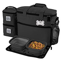 Overland Travelware Dog Travel Bag