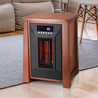 Westpointe 6 Element 1500W Infrared Heater