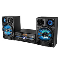 Supersonic HIFI Multimedia Audio System with Speakers