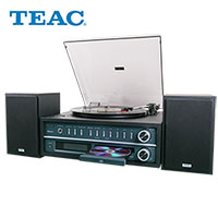 Teac All-in-One Stereo with Bluetooth