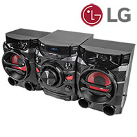 LG 230W Entertainment System
