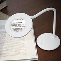 3X Max Light Cordless Magnifying Lamp