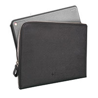 HP Leather Laptop Sleeve - 13.3 Inch