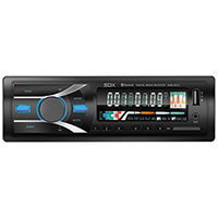 SDX Bluetooth Car Stereo Media Player