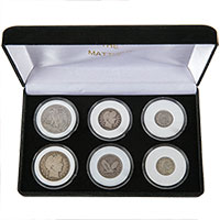 The Mathew Mint Coin Collection