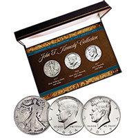 100th Anniversary JFK Coin Set